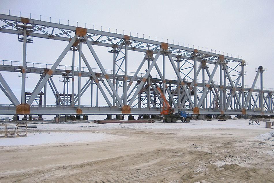 Мостовое строителтьство